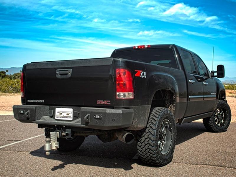ICI rear bumper