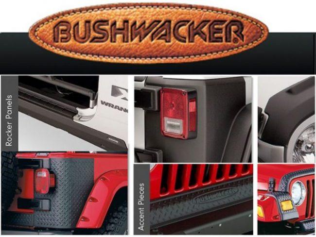bushwacker accessories