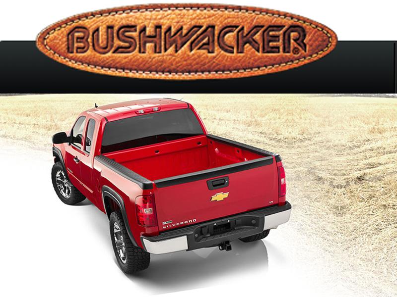 bushwacker chevy red (2)
