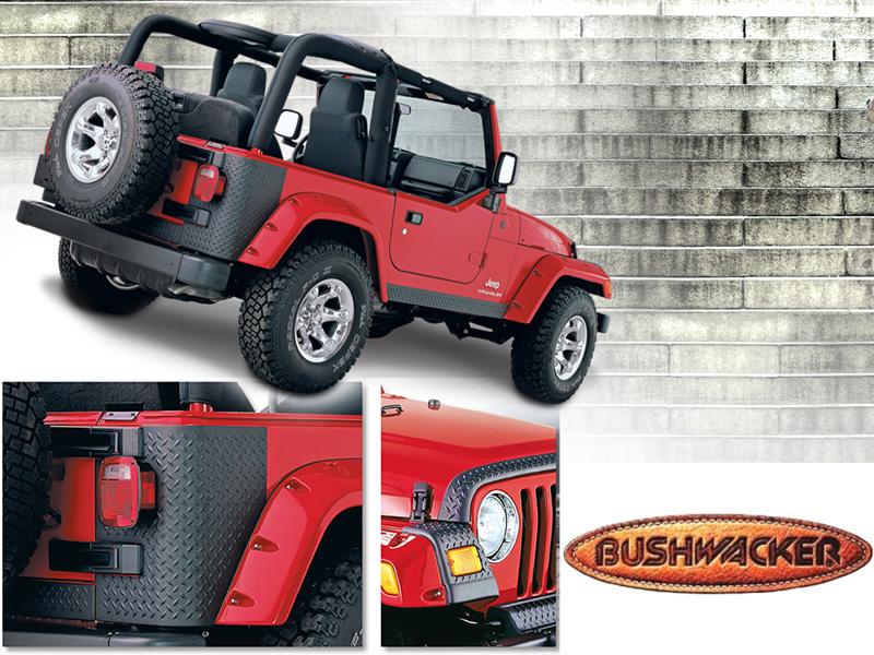 bushwacker jeep 2