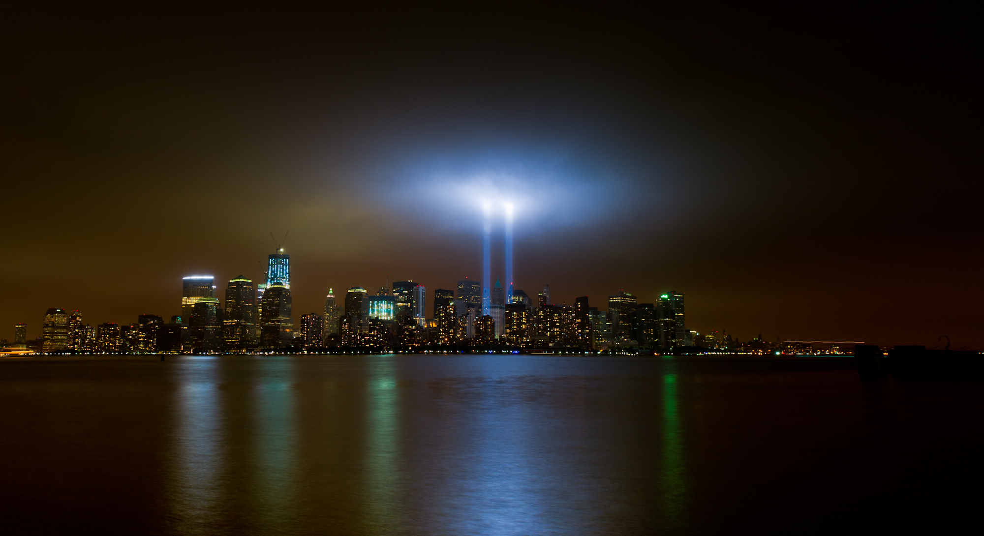 REFUGE Reflections 9-11: NEVER FORGET