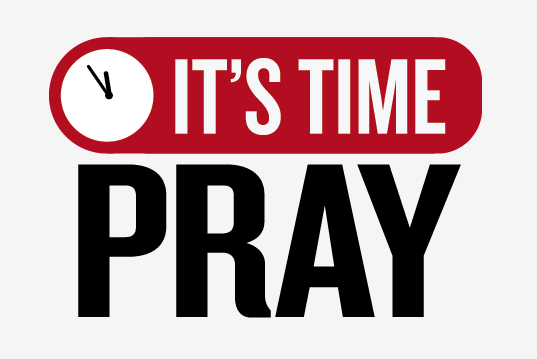 REFUGE Reflections 10-16: Pray now!