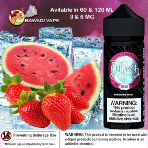 EZ DUZ IT ON ICE BY RUTHLESS - 120 ML