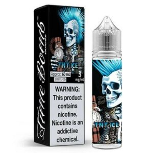 TNT ICE BY TIME BOMB VAPORS