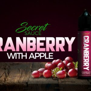cranberry secret sauce dubai Eliquid