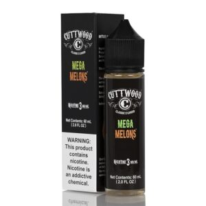 MEGA MELONS BY CUTTWOOD - 60ML