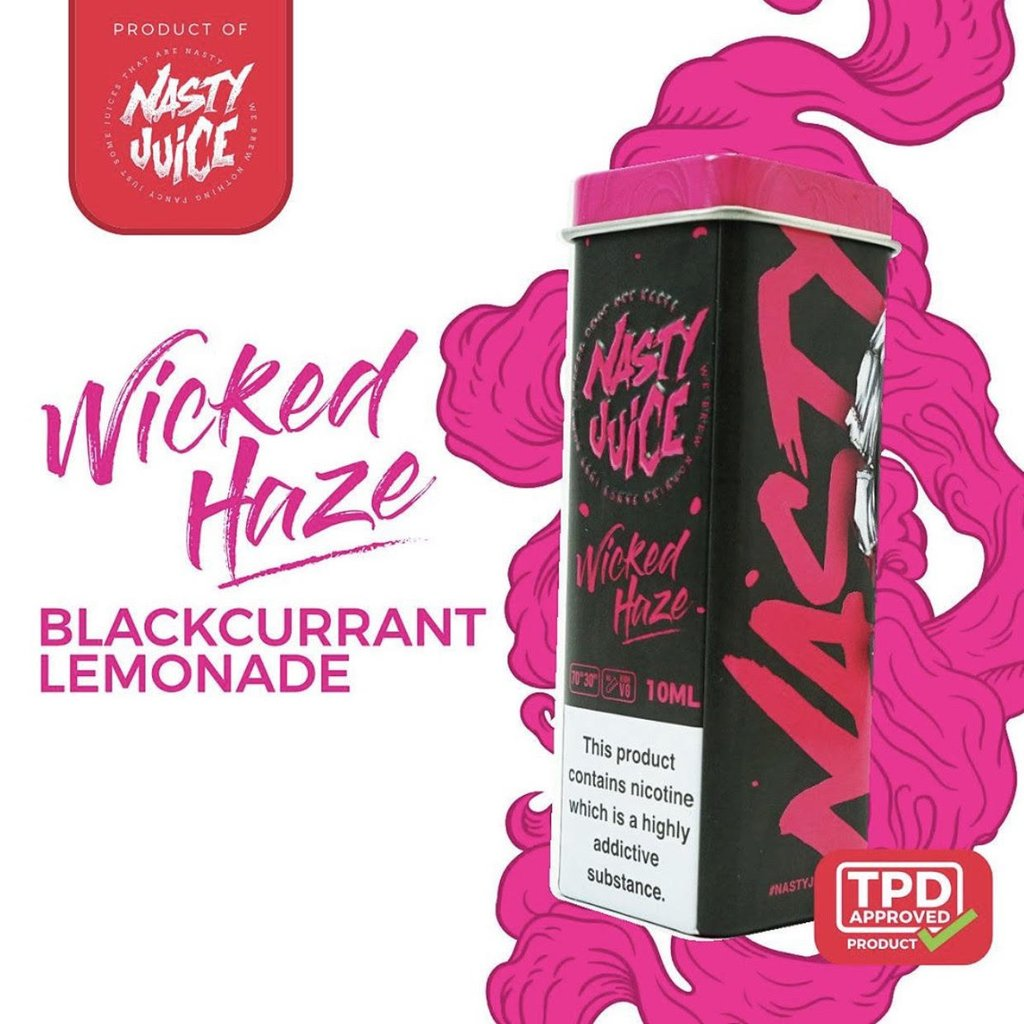 wicked Haze Ejuice Dubai Eliquid UAE