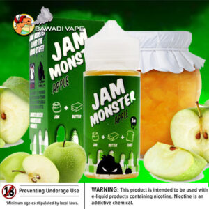 APPLE BY JAM MONSTER dubai