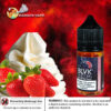 STRAWBERRY CREAM BY BLVK UNICORN SALTS – 30 ML DUBAI ABU DHABI