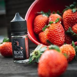 STRAWBERRY BY BLVK UNICORN SALTS – 30 ML