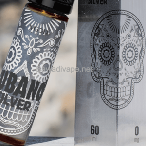 CUBANO SILVER BY VGOD – 60ML