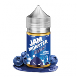 JAM MONSTER SALTS BLUEBERRY JAM