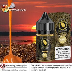 G.M.T by Gold Leaf Nicotine Salt