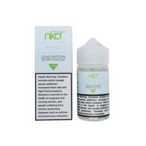 APPLE MENTHOL BY NAKED 100 - 50ML