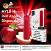 MYLÉ Mini – Red Apple Disposable Device DUBAI