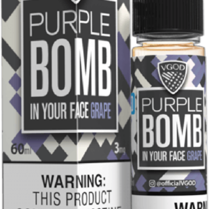 PURPLE BOMB ICED BY VGOD