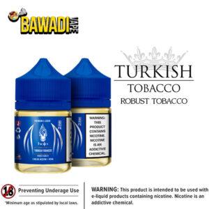 TURKISH - ROBUST TOBACCO BY HALO