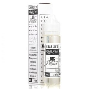 BIG BERRY – WHITE LABEL BY CHARLIE'S CHALK DUST – 60ML