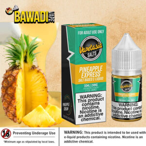 PINEAPPLE EXPRESS SALT 30ML BY VAPETASIA