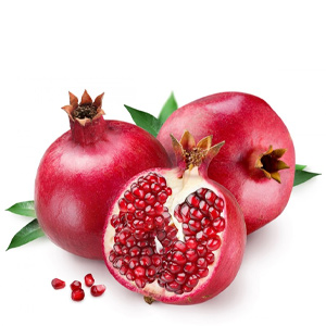 POMEGRANATE e juice flavo