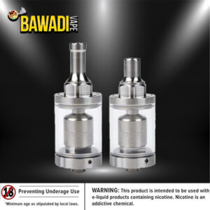 UCT - THE RUSSIAN FUSION MTL RTA 3ML (Standard Edition)