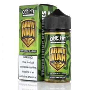 ARMY MAN BY ONE HIT WONDER SALT NIC -100ML