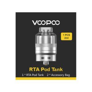 VOOPOO RTA Pod Tank 2ml