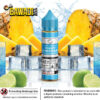 FIZZY LEMONADE BY GLAS BASIX E-LIQUID – 60ML