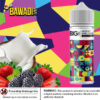 MIDNIGHT BERRY COLADA BY BIG TASTY - 120ML