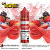 STRAWBERRY GUMMY BY GLAS BASIX E-LIQUID -60ML
