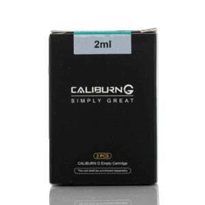 Uwell Caliburn G Empty Cartridge 2ml 2PCS/Pack
