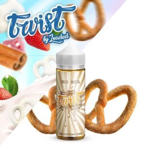 CINNAMON COATED TWIST BY LOADED - 120ML