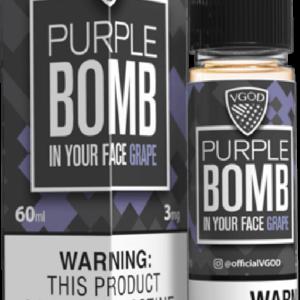 PURPLE BOMB BY VGOD
