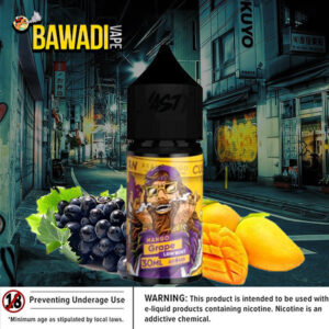 Buying Ecig in UAE, CUSH MAN MANGO GRAPE SALT BY NASTY DUBAI UAE