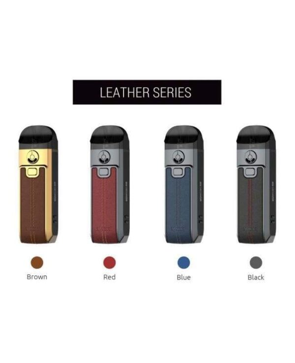 NORD 4 80W POD KIT 2000mAh BY SMOK (Leather Edition)