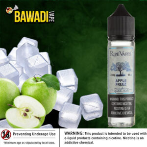 APPLE FREEZ BY RIPE VAPES Dubai