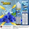 BLUE RASPBERRY ICE BY BAZOOKA – 50ML ESMA Registered