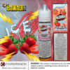 STRAWBERRY ICE BY BAZOOKA - 50ML ESMA Registered Dubai