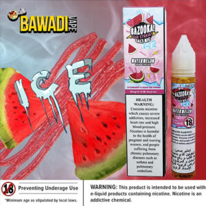 WATERMELON BY BAZOOKA NIC SALT