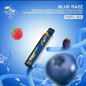 BLUE RAZZ BY TUGBOAT XXL / 2500 PUFFS