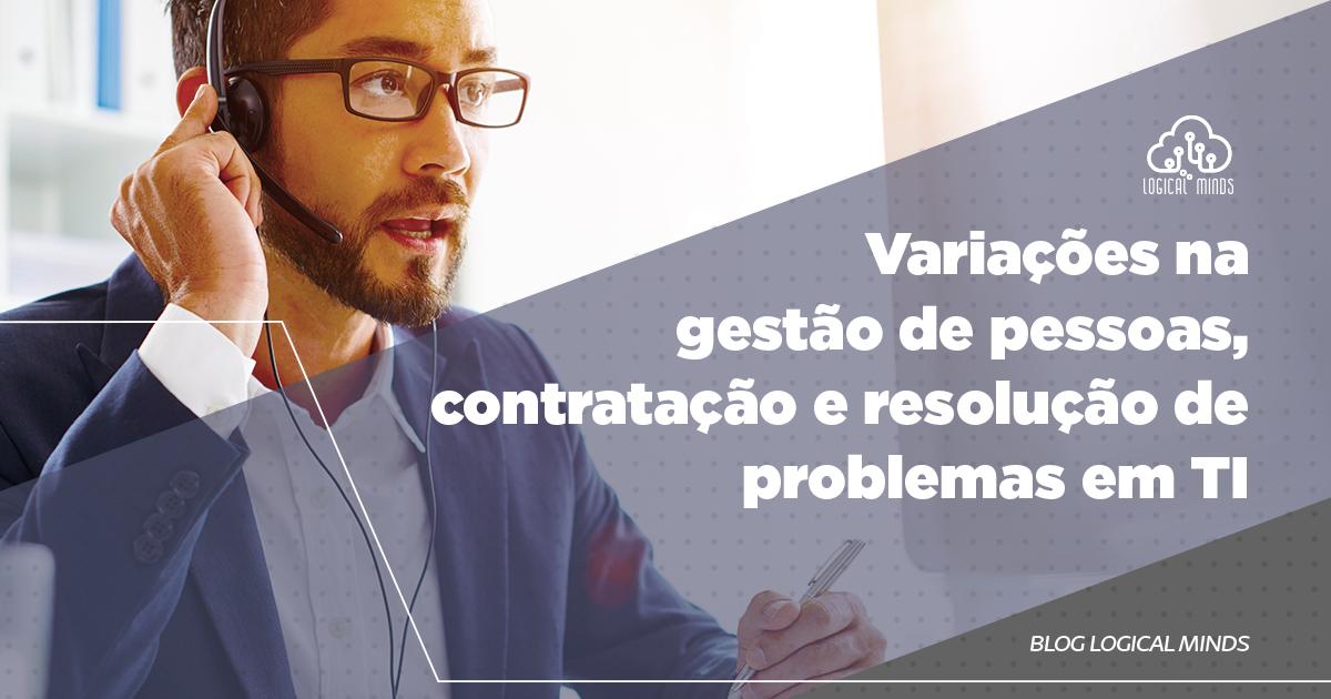 Quer saber como promover a resolução de problemas em TI? No post de hoje, apresentamos informações que vão ajudar você a determinar qual a solução ideal para a sua empresa. Confira já!