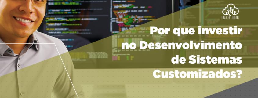 Você acredita que não vale a pena investir em soluções customizadas? Uma assessoria externa pode orientar o desenvolvimento de um software perfeitamente adequado ao seu negócio. Confira o post de hoje no blog e conheça as vantagens!