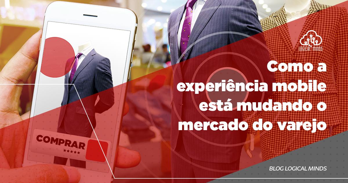 A experiência mobile não se restringe a e-commerces, a sites responsivos ou apps de compra, ela vai muito mais além. Confira o post e conheças as novidades que a tecnologia apresenta para o consumidor e para o varejista!