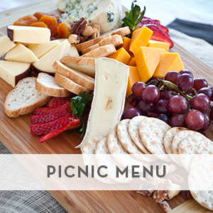 Jewell Events Catering - Picnic Menu