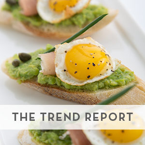 Jewell Events Catering - The Trend Report