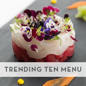 Jewell Events Catering - Trending Ten