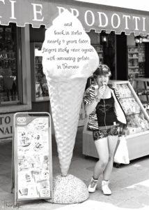 gelato, Burano
