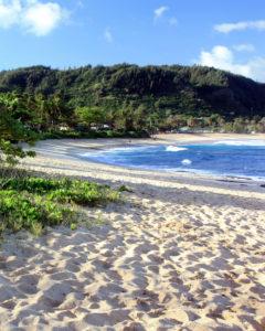 Sunset Beach, O'ahu, tranquility