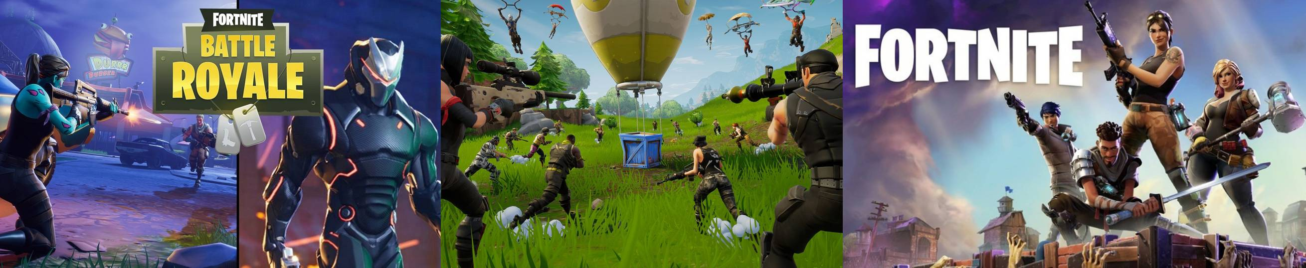 Fortnite video game birthday party in Chicago, Illinois
