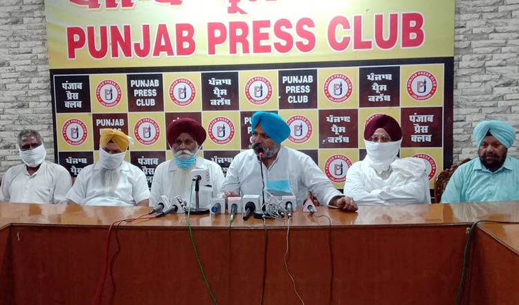 Opposition to Khaira in Congress